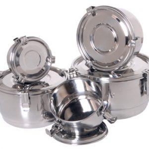 Five bowls Tiffin Set