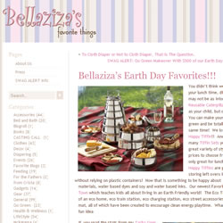 Happy Tiffin in Bellaziza's Favorite Things
