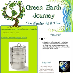 Happy Tiffin in Green Earth Journey