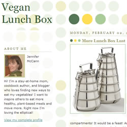 Happy Tiffin in Vegan Lunch Box