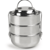 Raja Domed 3-Tier Tiffin Lunch Box