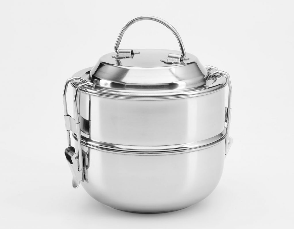 Tiffin Lunch Boxes, Multiple Sizes, Stainless Steel ...