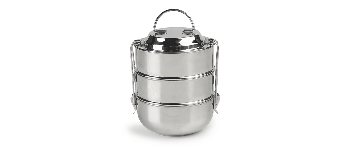 Raja 3-Tier Tiffin